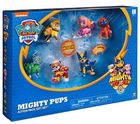 Confezione Mighty Pups Paw Patrol