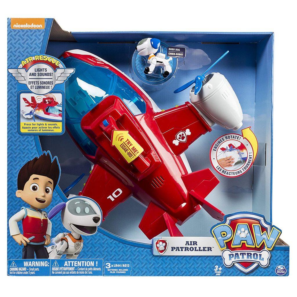 Aeroplanino Paw Patrol