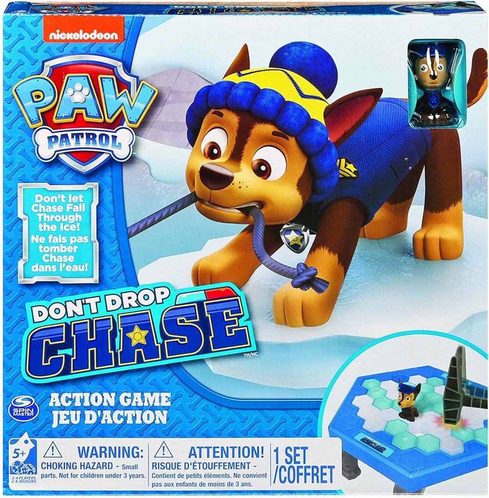Giocattolo di chase nel ghiaccio
