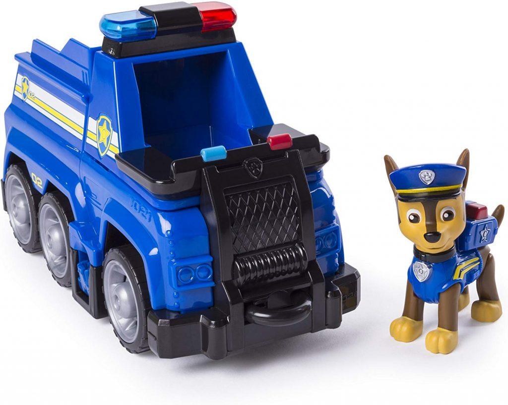 Veicolo polizia chase paw patrol